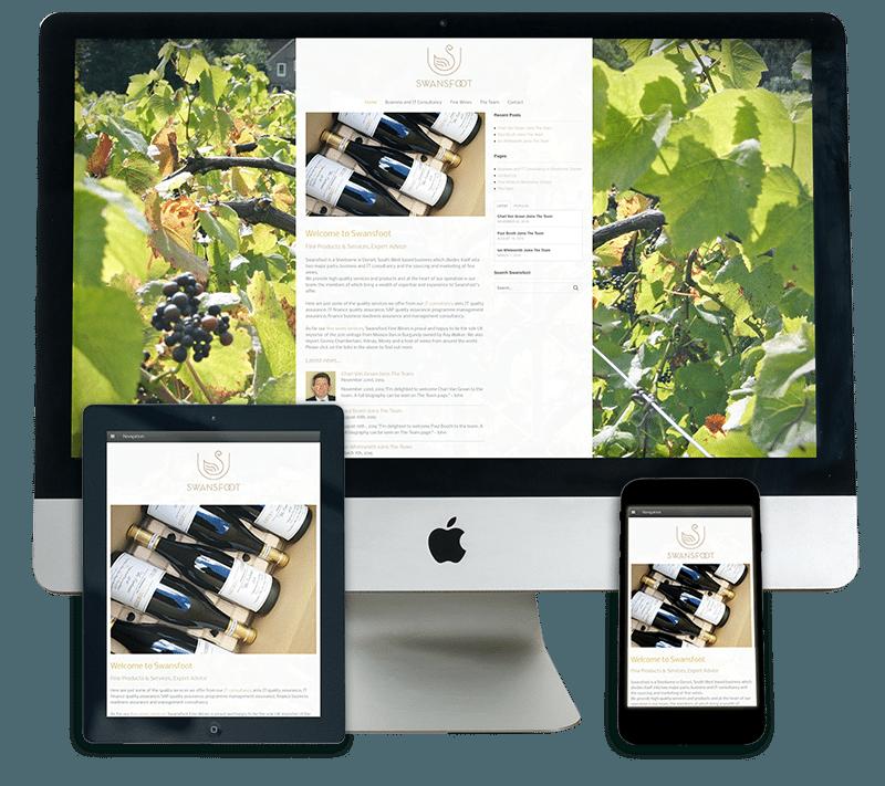 Responsive Web Design Dorset