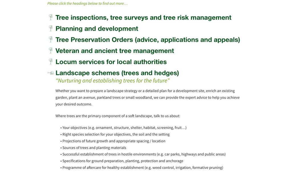 Astill Treecare Tree Inspections by Digiwool Web Design Sherborne