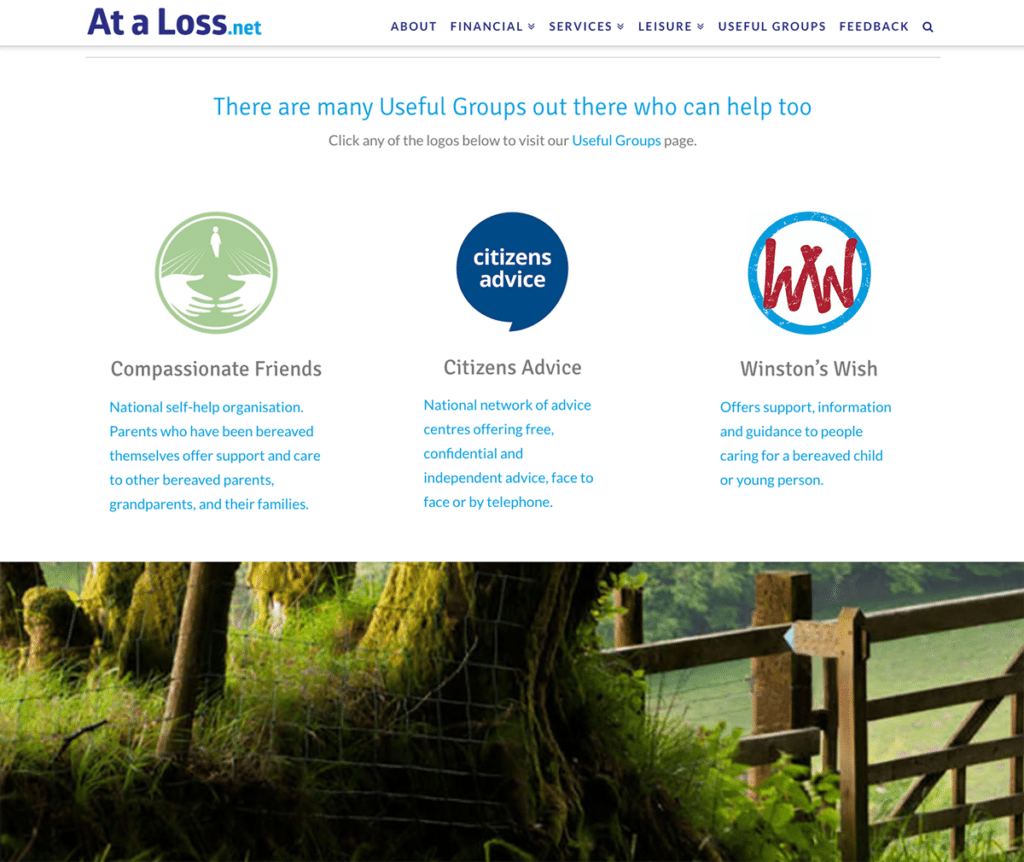At A Loss Web Design Sherborne What We Do
