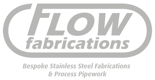 Flow Fabrications Logo Re-Design
