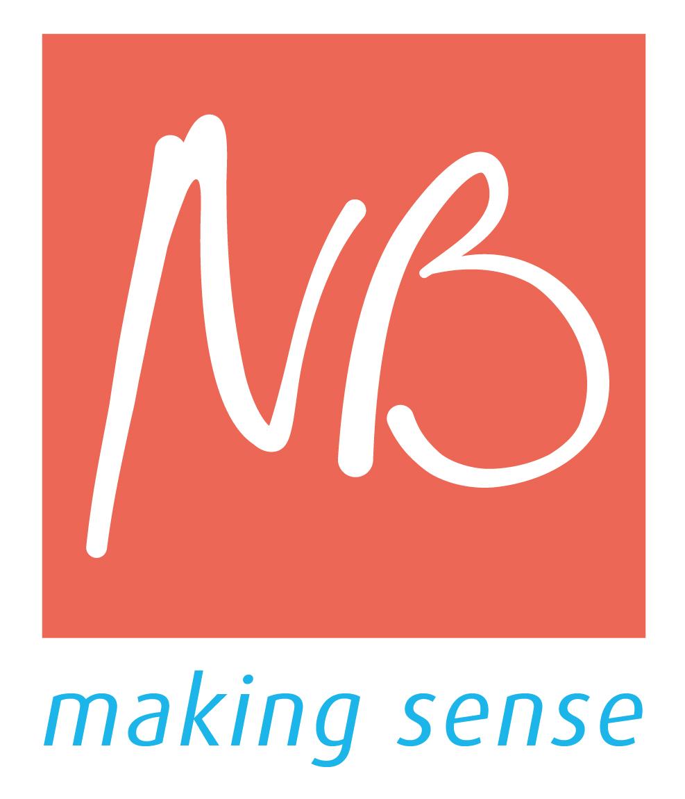 Nick Barton Consultancy — Mongram Logo Design Sherborne