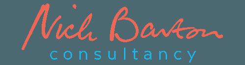 Nick Barton Consultancy — Logo Design Sherborne