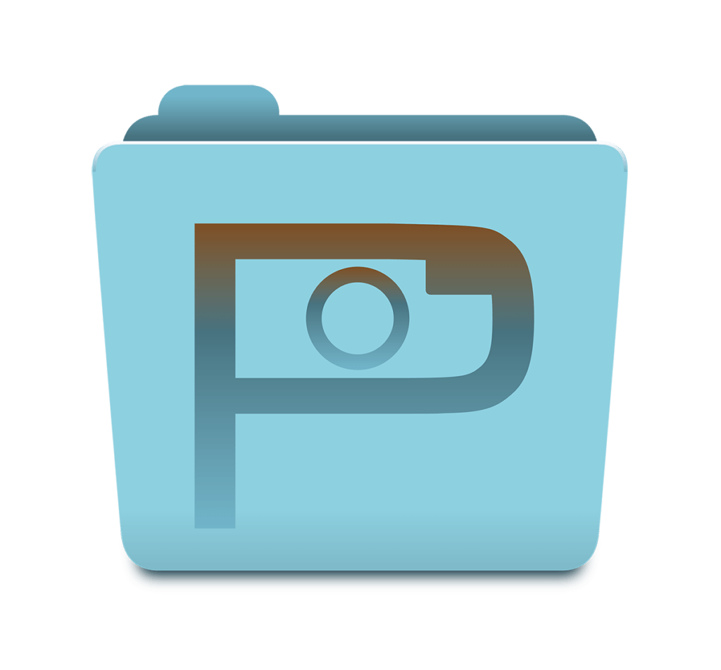 Photorganised Camera Version 2 Icon Design by Digiwool