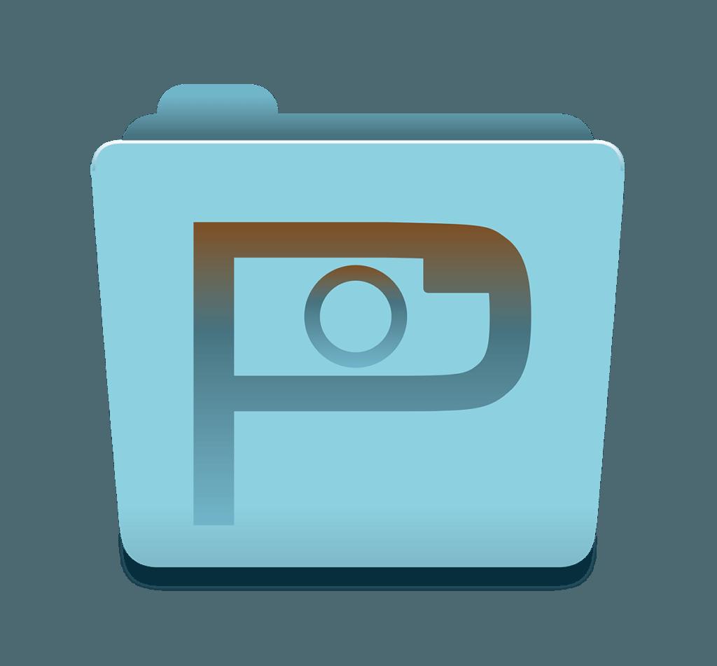 Photorganised Camera Version 2 Icon Design by Digiwool