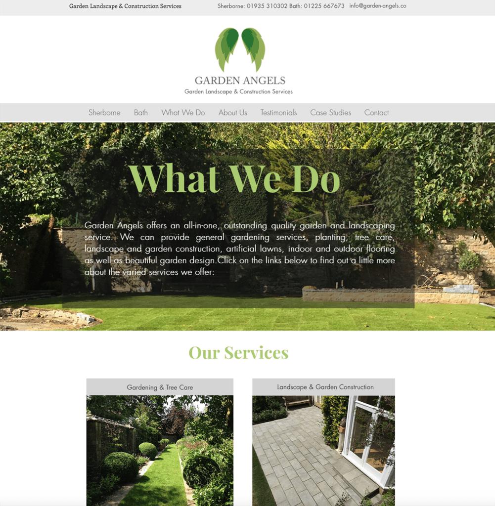 ls — Dorset Web Design What We Do