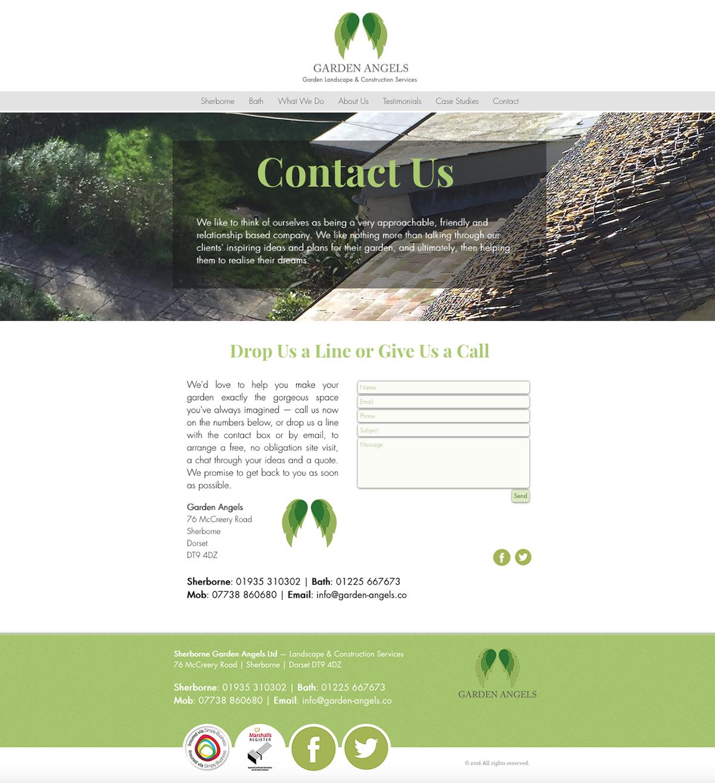 ls — Dorset Web Design Contact