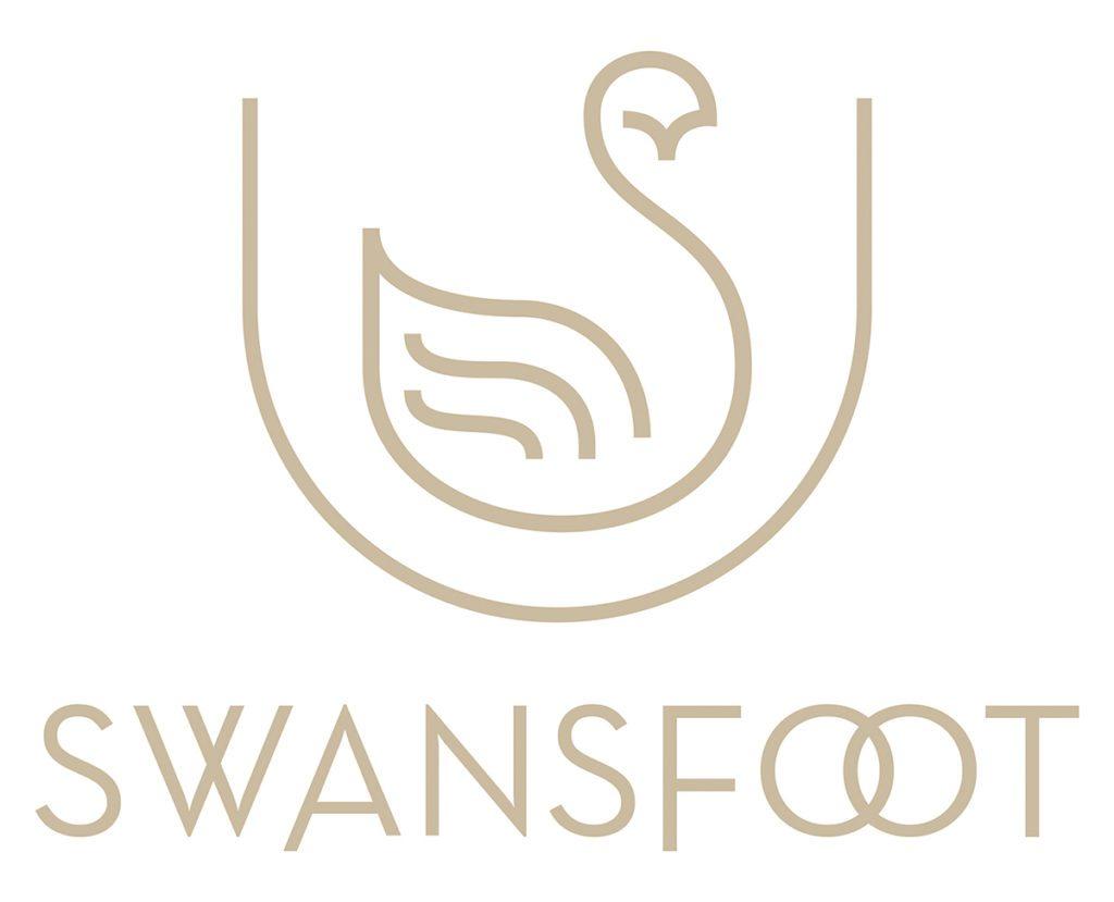 Swansfoot Logo Design by Digiwool