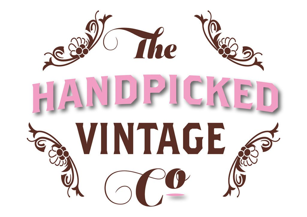 The Handpicked Vintage Co Logo Design Sherborne