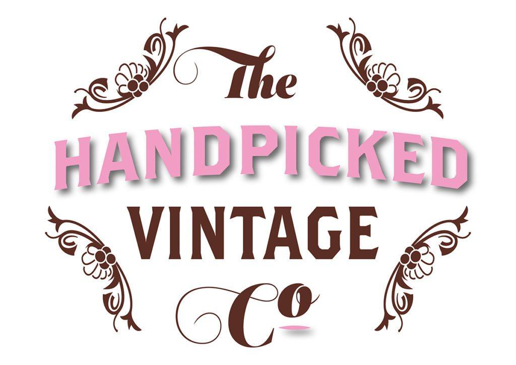 The Handpicked Vintage Co Logo Design Sherborne