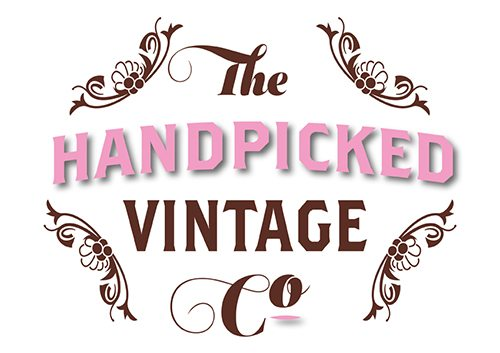 The Handpicked Vintage Co Logo - Digiwool Web Design