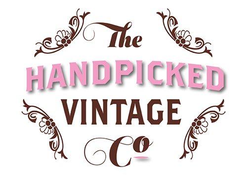 The Handpicked Vintage Co Logo - Digiwool Web Design
