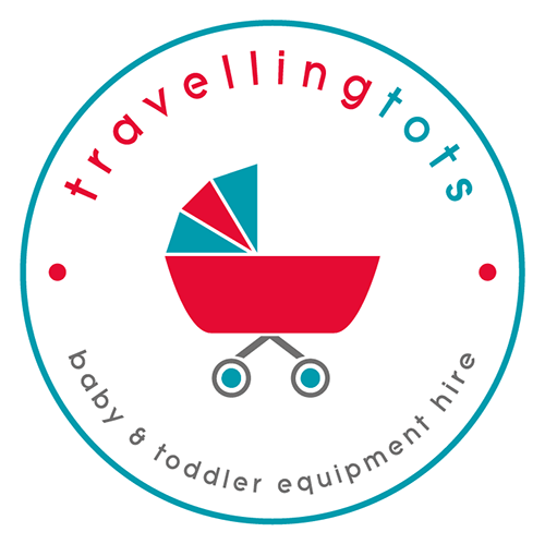 Travelling Tots Logo Design