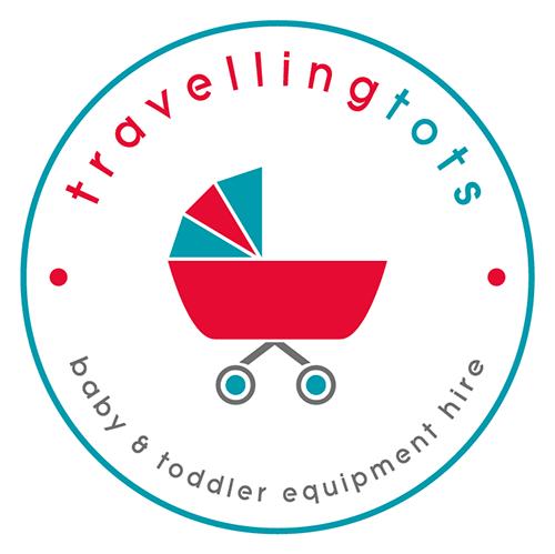 Travelling Tots Logo Design