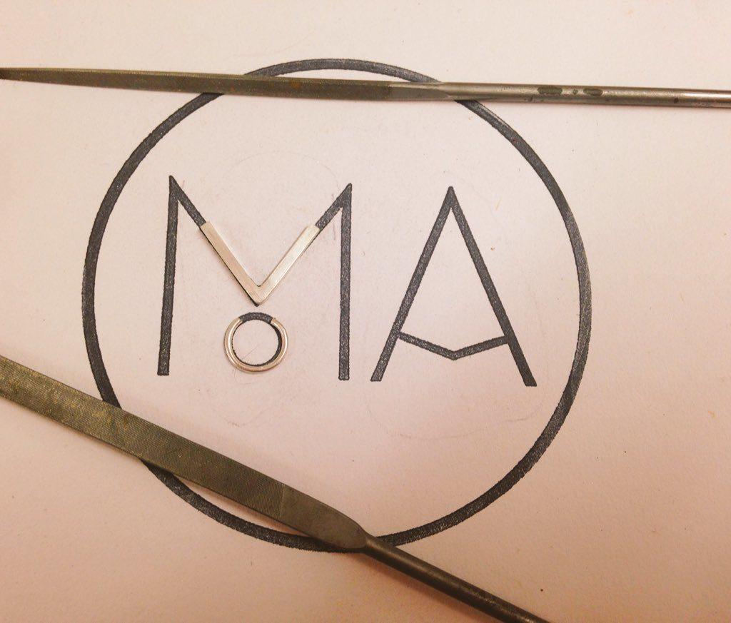 MacAngus Designs Jewellery Tools Logo Design by Digiwool