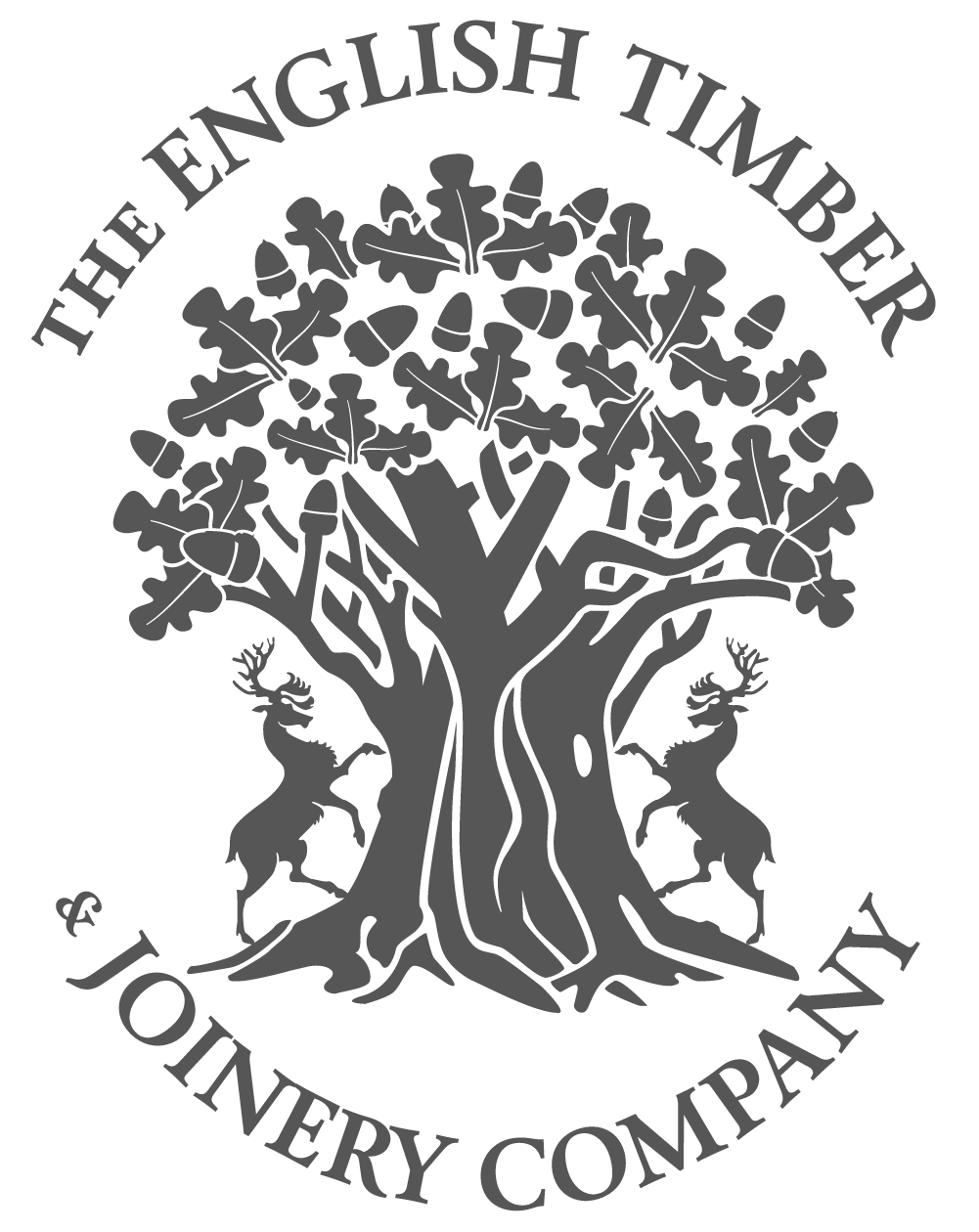 The English Timber and Joinery Company Logo 1000px